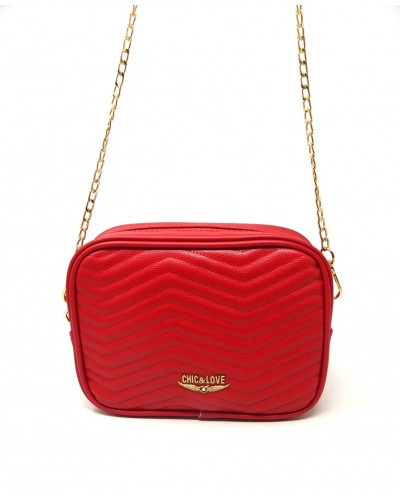 BOLSO MUJER RED CHIC & LOVE CL0003