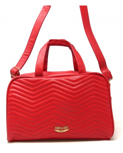 BOLSO MUJER RED CHIC & LOVE CL0002