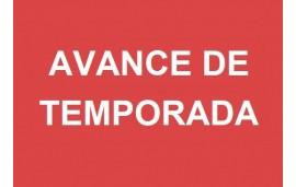 AVANCE TEMPORADA PRIMAVERA 2020